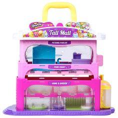 "Shopkins Tall Mall Playset - Moose Toys - Toys ""R"" Us"