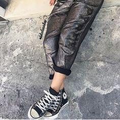 WOMAN PANTS #new #collection #pyrex #pyrexoriginal #fallwinter16 #winterstyle #pants #nothingbetter #wearingpyrex #forwoman #streetstyle #availableinstores #dolcelunashop