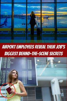 #Airport #Employees #Reveal #Job's #Biggest #Behind #Scene #Secrets Slim Waist Workout, Bikini Outfits, Friend Tattoos, Creative Photography, Dance Photography, Business Travel, Cool Hairstyles, Latest Hairstyles, Cute Dogs