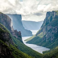 Located in the northeastern corner of Canada, Newfoundland is beautiful and filled with things do. St. John's, the capital, is one of North America's oldest cities and is home to the street with the most bars and pubs per square foot of any street on the continent. Gros Mourne National Park is simply stunning, and you can even go whale watching if you you visit during the right time of year.