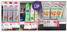 New $5.00 Target Coupon: Vaseline Spray & Go, Only $0.65 at Target!