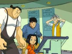 Las Aventuras de Jackie Chan capitulo 74 en español.