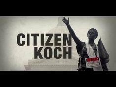Cancelled PBS Doc 'Citizen Koch' Rescued by Kickstarter #CitizenKoch @Dante's Enigma