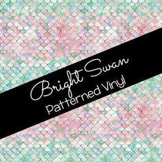 Patterned Vinyl & HTV - Mermaid 16 Best Settings, Craft Cutter, Patterned Vinyl, Sheet Sizes, Outdoor Life, All Brands, Heat Transfer Vinyl, Adhesive Vinyl, Mermaid