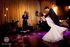 1950's inspired wedding by Brandon Wong Photography