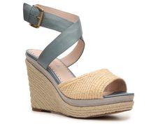 Rosegold Cali Wedge Sandal
