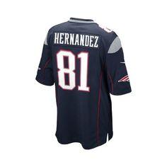 Hernandez Jersey #81