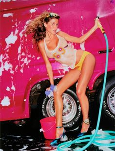 Gisele Bündchen by David LaChapelle