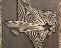 Texas or any state String Art