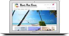 Botiga on-line pensada per la venta i lloguer d'inmobles d'alta qualitat a la zona de la Costa Daurada.