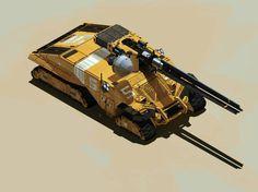 Sink00 - hangmen13: Homeworld: Deserts Of Kharak concept...