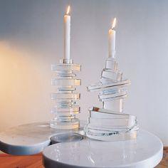 Giants Herkimer Candleholders