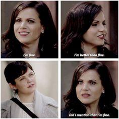 """Regina and Snow White - 6 * 1 """"The Saviour"""""""