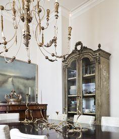 New Orleans … designer Evelyne Clinton
