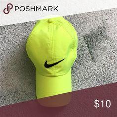 Nike hat. nike hat neon Nike Accessories Hats