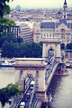 I'd like to visit Budapest with Lianne and Clarice