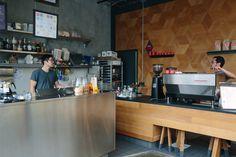 San Francisco: Linea Caffe shot by Kim A. Thomas
