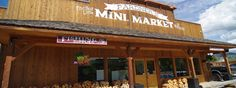 Pardner's Mini Market in Winthrop