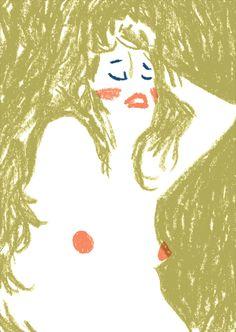 Nude, Damien Florébert Cuypers