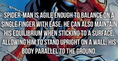 Superhero Facts: Part 2 - 9GAG
