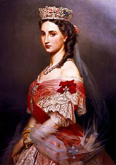 Carlota de Bélgica / Franz Xavier Winterhalter