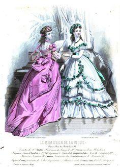 Le Moniteur de la Mode 1869
