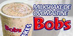 Aprenda a fazer o famoso milk shake de Ovomaltine do Bob's, uma receita rápida e simples. Como fazer milk shake de Ovomaltine do Bob's.
