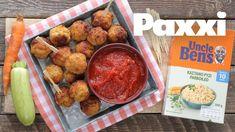 Ρυζομπαλίτσες με λαχανικά & σπιτική κέτσαπ - ΔΙΑΓΩΝΙΣΜΟΣ -  Paxxi (Ε202) Ethnic Recipes, Youtube, Food, Eten, Meals, Diet
