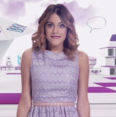 The perfect Martina Stoessel Violetta Animated GIF for your conversation. Selena Gomez, Disney Channel Original, Disney Shows, Teen Actresses, Beautiful Celebrities, Favorite Tv Shows, Ariana Grande, Girl Power, Dress Making