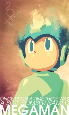I remember this guy! Megaman was one of my favorites when I was a kid!