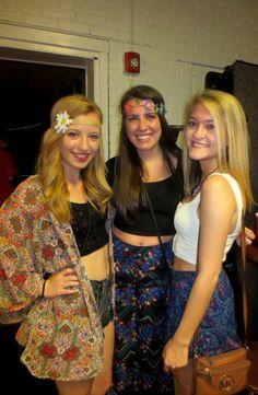 Woodstock social theme
