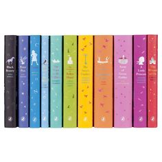 Complete Puffin Classics - Set of 11