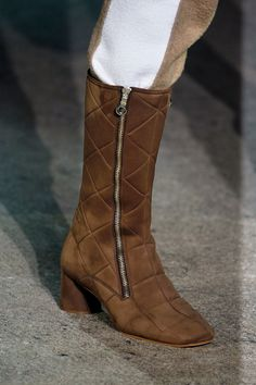 The Extras. Boots. Marc JAcobs. Fall 2014.