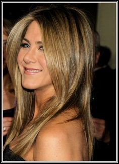 Jennifer Aniston Hair Color 2014