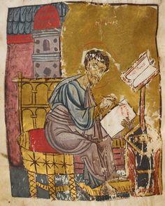 Add MS 5107 1159, Four Gospels Folio 109v
