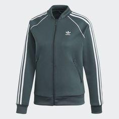 ADIDAS DÁMSKÁ ORIGINALS MIKINA Adidas Originals, The Originals, Adidas Jacket, Athletic, My Style, Jackets, Clothes, Board, Fashion
