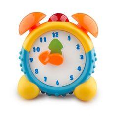 Relógio com Luz e Sons para Bebés