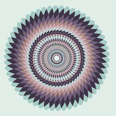 Hypnosis ID Wall Погружайтесь в пучину своего сознания, пристально вглядываясь в самое сердце панно. Но будьте осторожны - вы можете заблудиться!