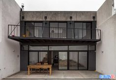 Workplace & Property Luna By Hitzig Militello Arquitectos - http://www.decorationous.com/interior-decoration/workplace-property-luna-by-hitzig-militello-arquitectos.html