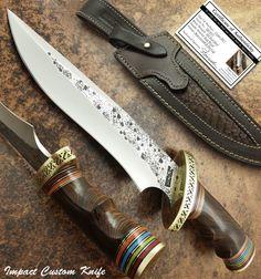 Воздействие приборов РАР таможня забита Д2 охотничий нож, Берл деревянной ручкой | коллекционирования, ножи, мечи и ножи, коллекционные ножи с фиксированным лезвием | на eBay!