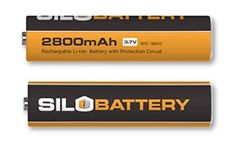 SILO 18650 Battery ** This is an Amazon Affiliate link. You can find more details by visiting the image link.