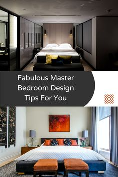 If you're feeling like it's time for a bedroom revamp, designing a bedroom where you can relax and unwind is important. To help you make your dream bedroom a reality, we've listed some easy tips that'll show you how to design the perfect master bedroom. Serene Bedroom, Small Room Bedroom, Master Bedroom Design, Dream Bedroom, Bedroom Ideas, Home Decor Trends, Home Decor Styles, Decor Ideas, Unique Home Decor