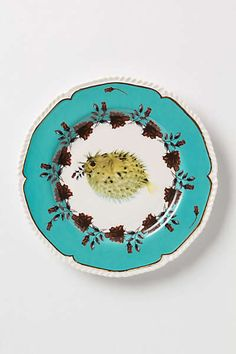 Nature Table Dessert Plate