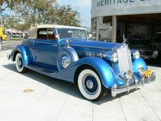 Packard 1404 SUPER 8 COUPE ROADSTER