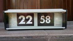 Zegar PRAGOTRON KLAPKOWY kolejowy PKP dworcowy Flip Clock, Home Decor, Decoration Home, Room Decor, Home Interior Design, Home Decoration, Interior Design