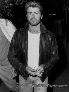Джордж Майкл   All About George Michael's photos