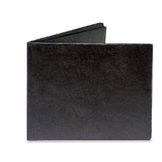 Classic Black Tyvek Mighty Wallet by Dynomighty Design - so cool it's paper. #Tyvek #Wallet