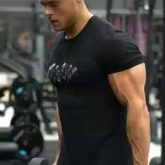 Fitness - Biceps 3 Biceps workoutYou can find Biceps workout and more on our website. Bicep Workout Women, Bicep And Tricep Workout, Workout Dumbell, Workout Men, Fitness Workouts, Weight Training Workouts, Cardio Gym, Gym Workout Chart, Gym Workout Videos