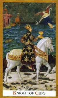 One of the Tarot cards associated with Pisces is the Knight of Cups. When he pops up in answer to a question regarding a love interest (or potential love interest) get ready for big time romance. Swoonsville. … Continue reading →