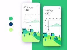 ☁️Animated Weather App by Andrea Hock for Adobe XD on Dribbble Application Ui Design, Application Mobile, Weather Application, Web Design Mobile, App Ui Design, Flat Design Icons, Interface Web, User Interface Design, App Design Inspiration